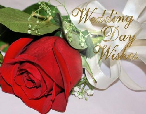 Marriage wishes messages