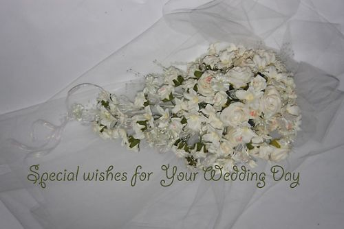 Wedding wishes for sister